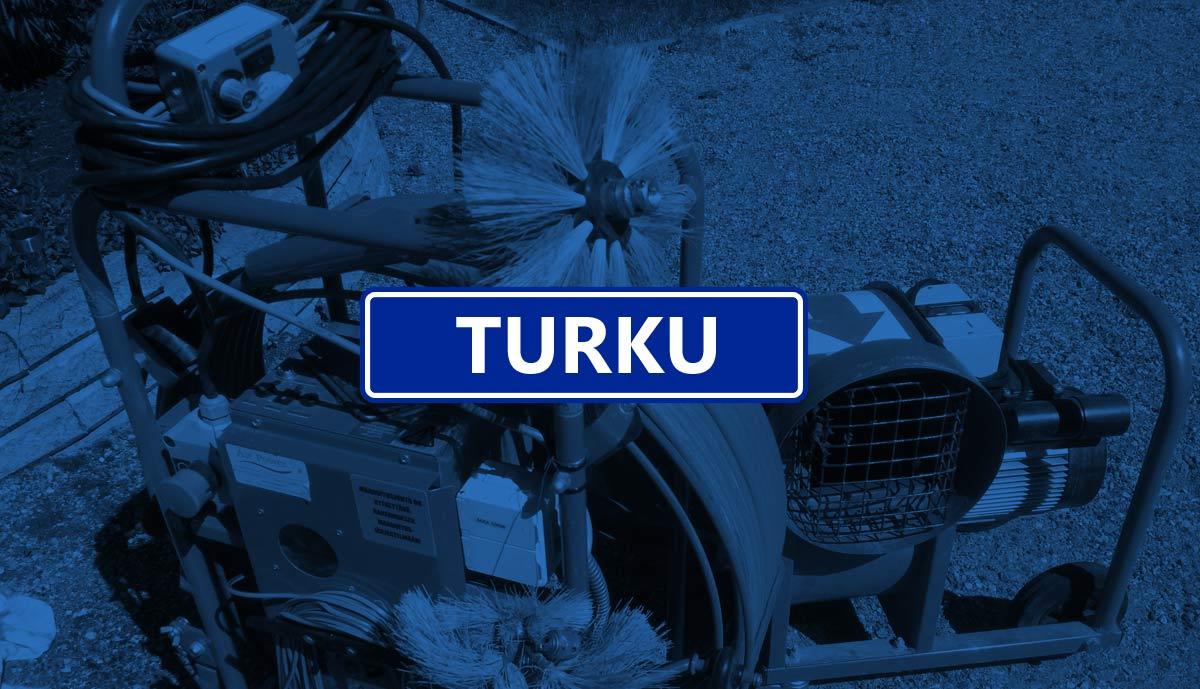 Koneellisen ilmanvaihdon puhdistus Turkuun alkaen 341 euroa