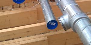 Suoritamme ilmanvaihtourakat ja ilmanvaihtojärjestelmien asennustyöt uudiskohteisiin.